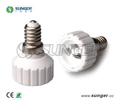 lamp base adapterr E14 to GU10