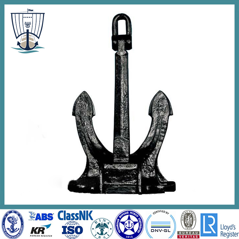 Marine Ship Spek Anchor of Type 95/SR/M