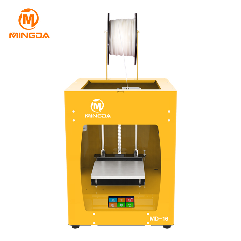high precision strong staiblity 3d printer machine metal frame FDM 3d printer machine for sale