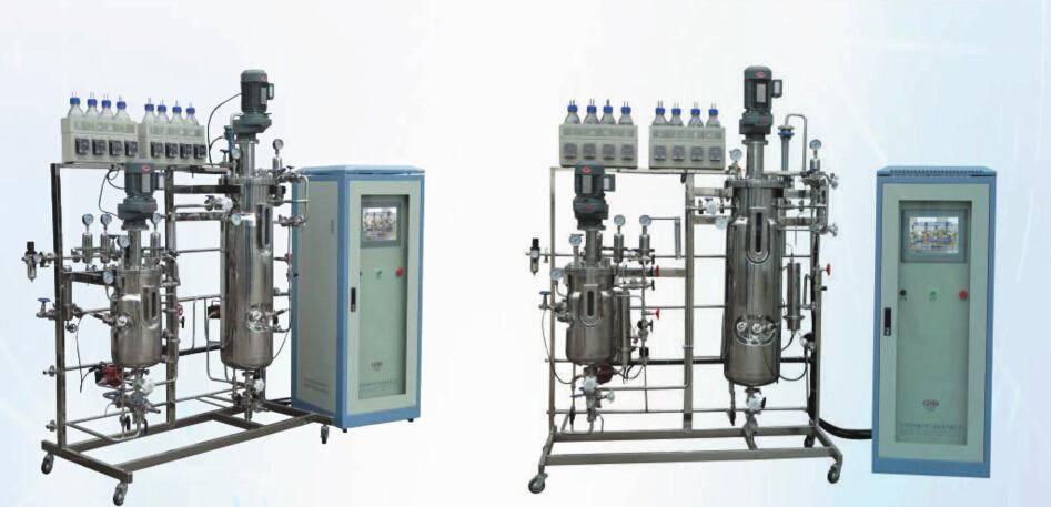KRH-BPJ5/50L,10/100L,15/50L,10/100L,50/500L,50/100L Level 2 pilot stainless steel fermentation tank