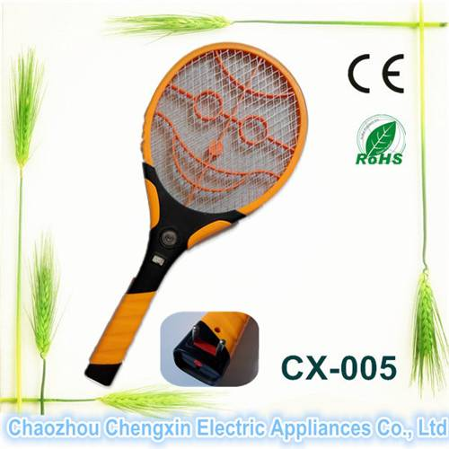 ABS electric fly insect killer with LED