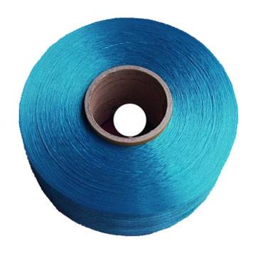 Quick dry polyester spun yarn, 12S-60S