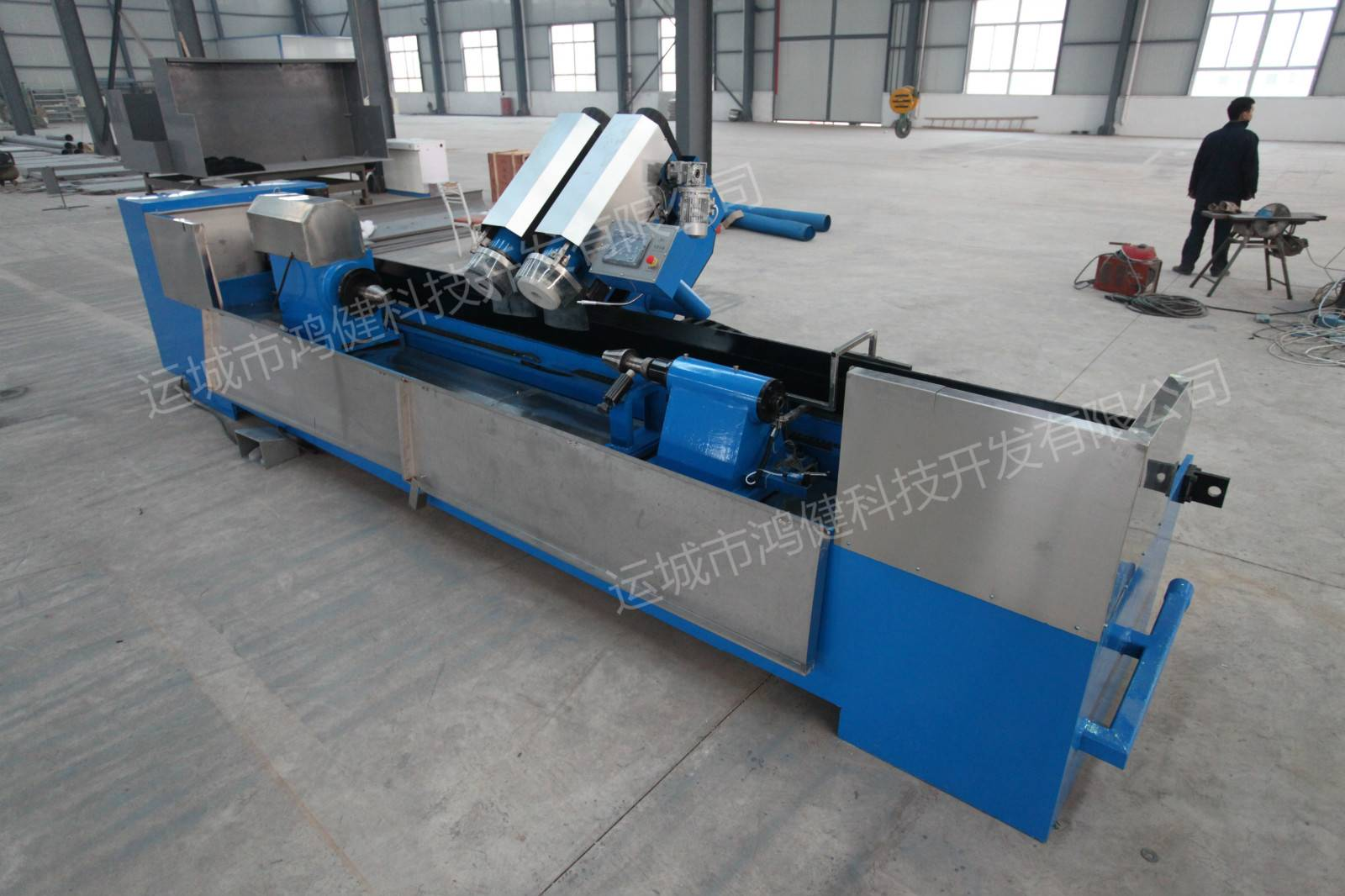 grinding machine for gravure cylinder