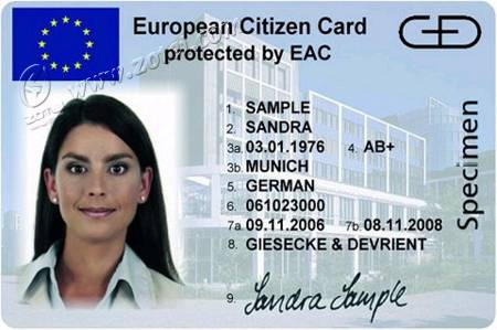 phpto ID card