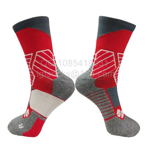 terry fashion sport socks cotton Cushion Socks For Men