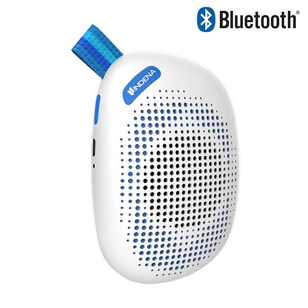 Promotional gift pebble shaped cheap mini bluetooth speaker with microphone