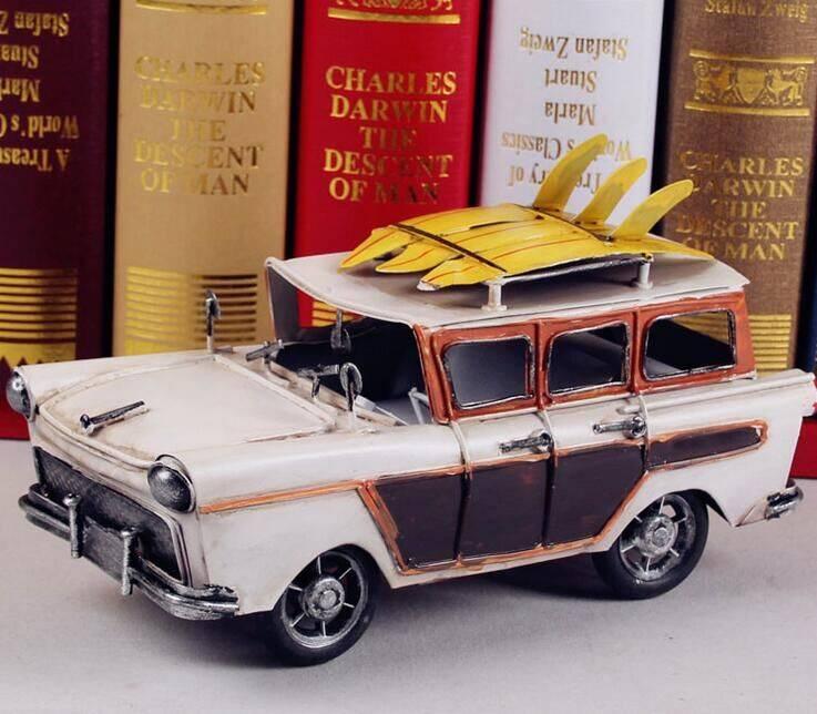 tinplate car model