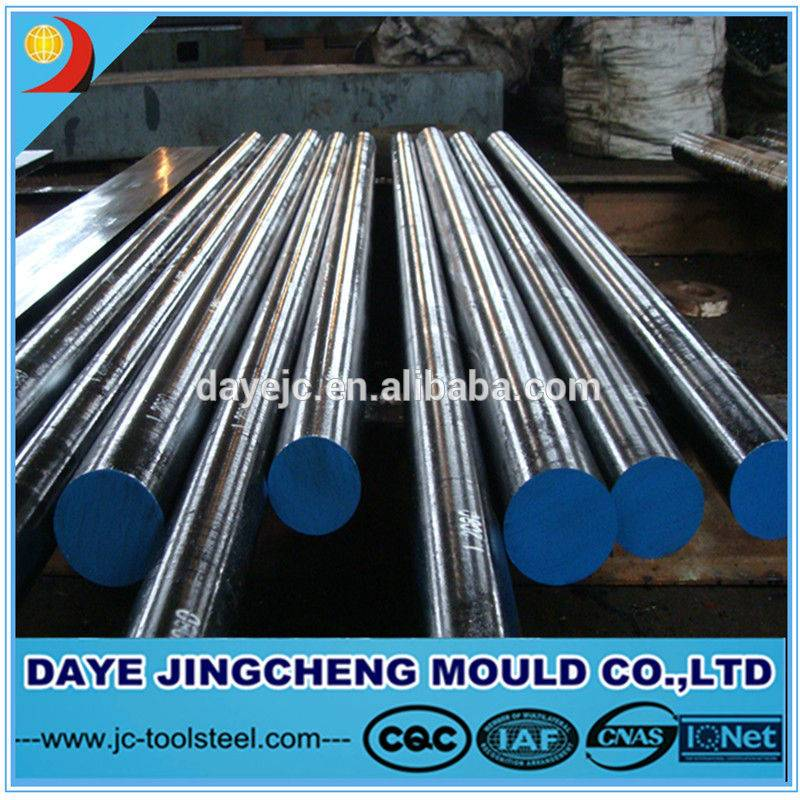 Round Tool Steel A-6