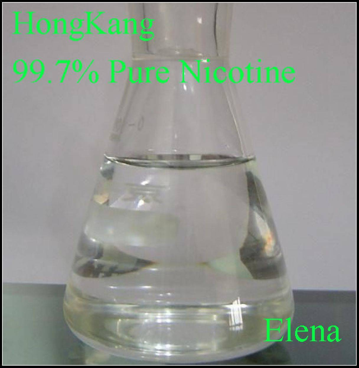 Nicotine liquid pure for e liquid e juice