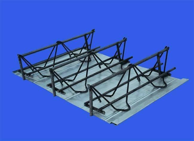 Qualified galvanzied steel sheet rebar truss floor sheet