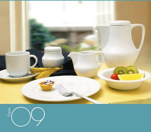 Porcelain Dinnerware (P09)