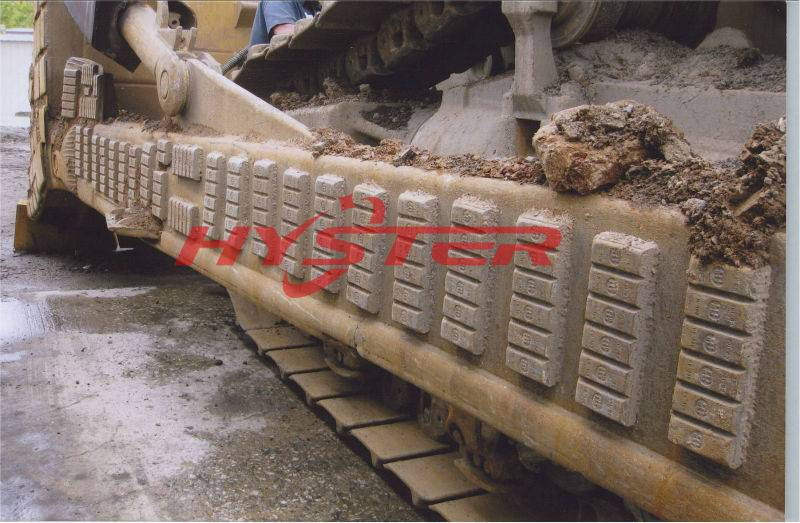 weldable alloy high resistance good abrasion for bucket wear protection 2014
