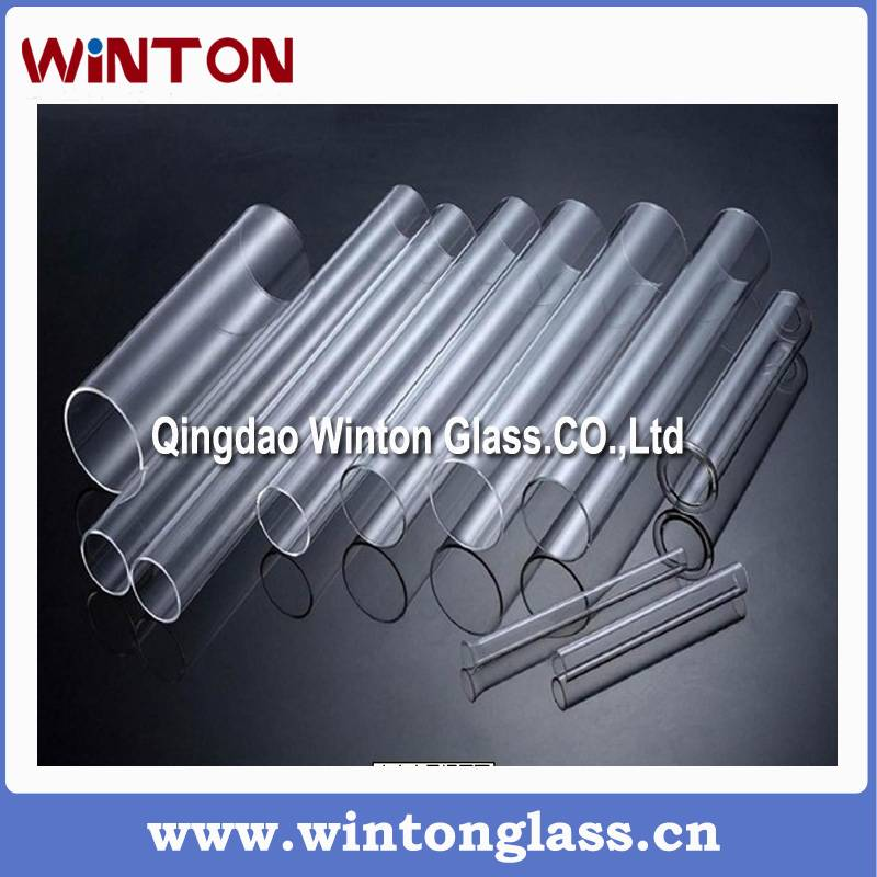 Soda lime glass tube