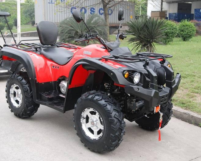 ATV800cc