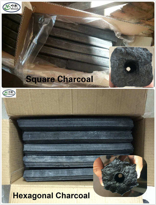 A grade(BBQ) Hardwood Sawdust pressed Briquette charcoal cheap price
