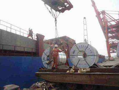 supply DX52D+Z and A653 CS Type B for galvanized steel coil and plate