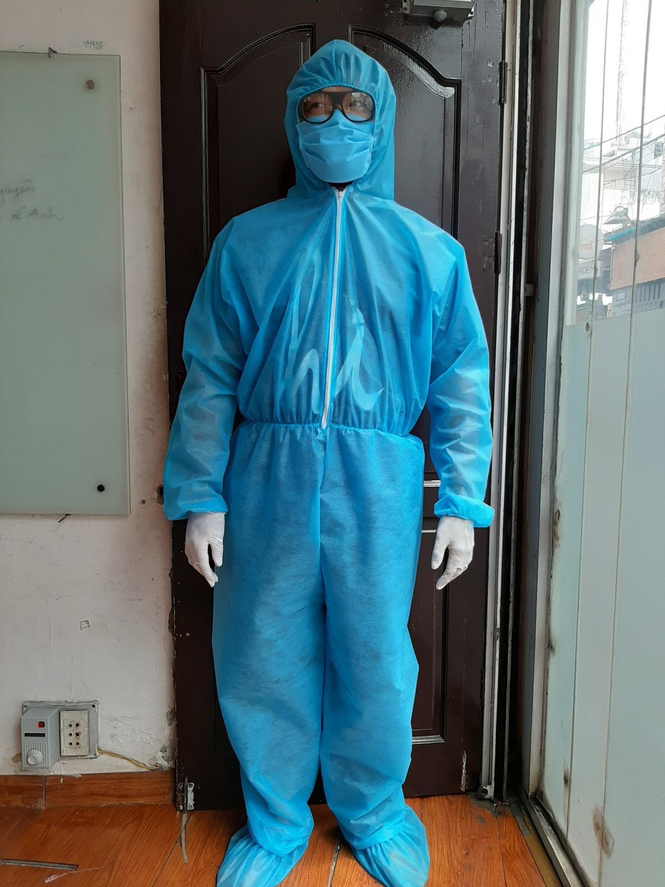 Protective Clothing against Virus