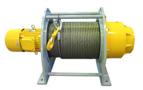 Electric Wire Rope Winch TB3000a/TB3000b