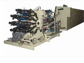 six-color rotary printer B-YS-6