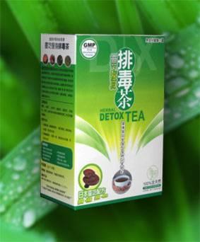 Japan Lingzhi HERBAL DETOX TEA(NEW)