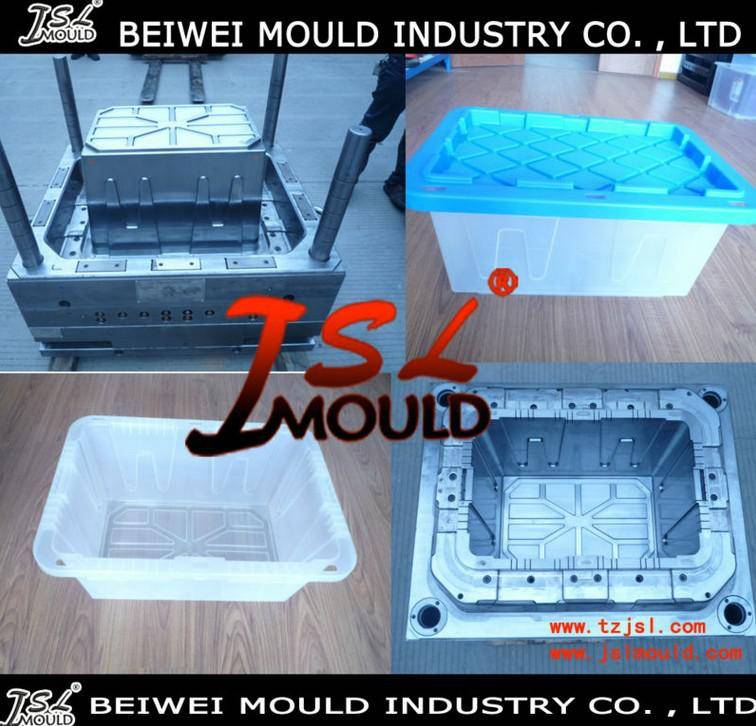 Customized Storage Box Moulding plastic injection mould maker