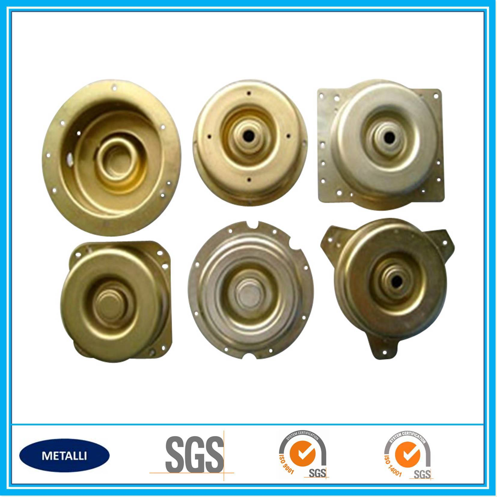 Deep drawing metal part with competitive price