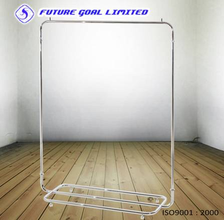Chrome Plating Garment Rack / Light Weight Rack