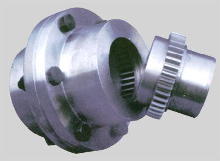 LX Type Tooth Coupling