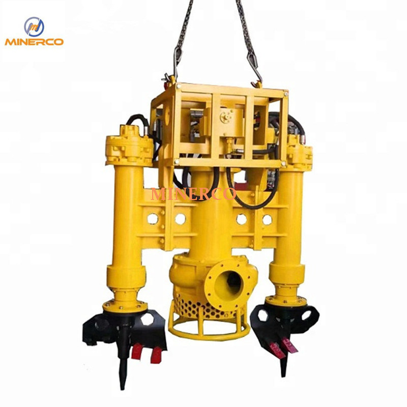 Submersible Slurry Dredging Pump Made in China