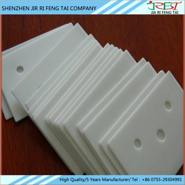 95% 99% High Purity Thermal Conductivity Alumina Ceramic
