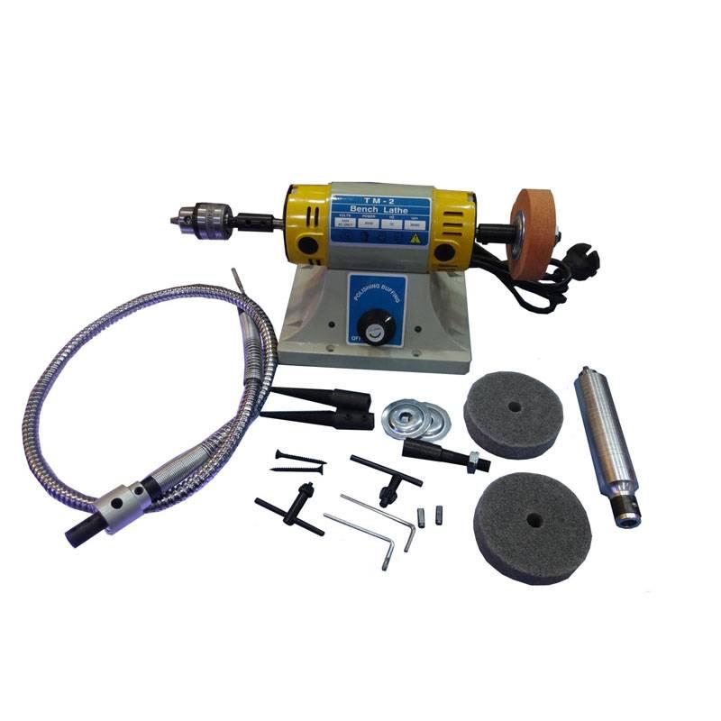 mini bench grinder polishing machine jewelry polisher