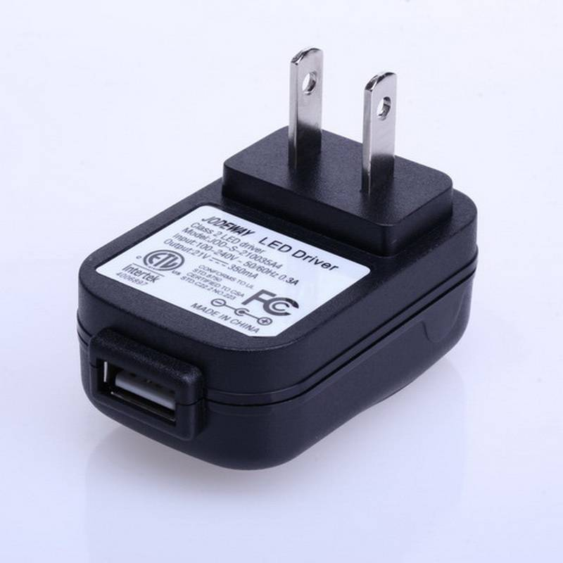 AC 100V-240V Converter Adapter DC 5V 1.5A Power Supply UL Plug AC/DC 5.5 mm x 2.1mm 1000PCS 1500mA 1
