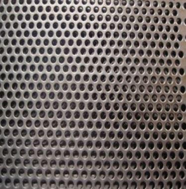 Perforated Mesh Sheet