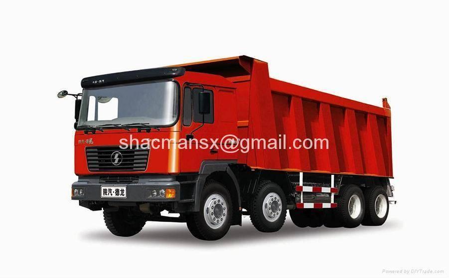 Shacman F2000 Dump truck