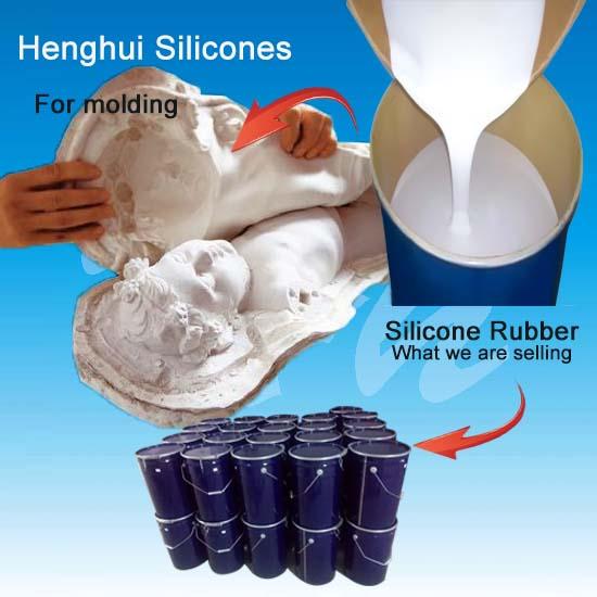 Gypsum & Plaster Casting Silicone
