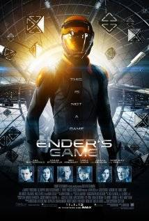 Ender's Game dvd movies