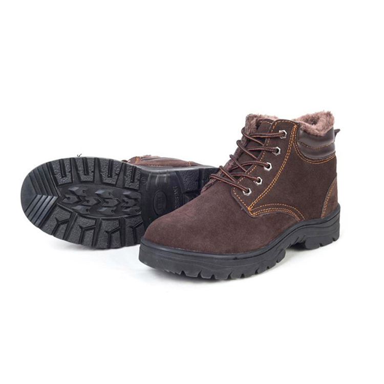 Winter Industrial Safety Shoes Non Slip Labor Insurance Shoes