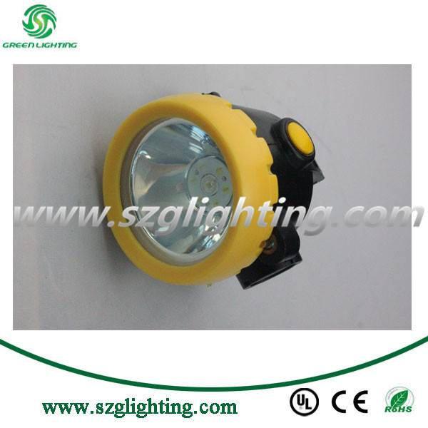 LED Mining Cap Lamp for underground working light