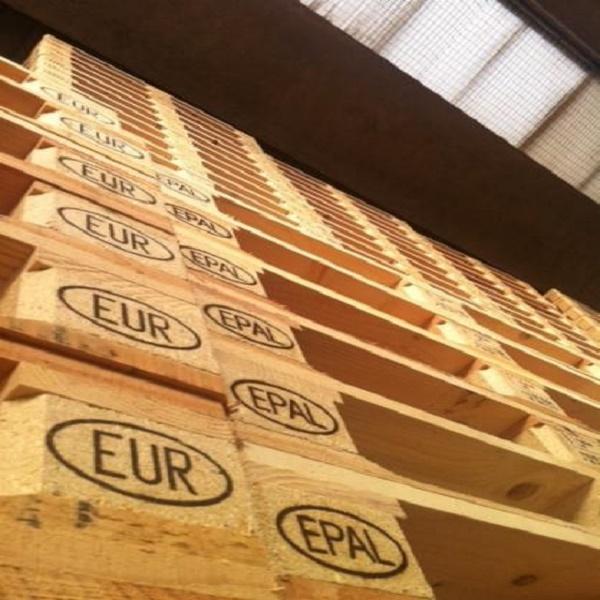 New/Used Epal Wood Pallets