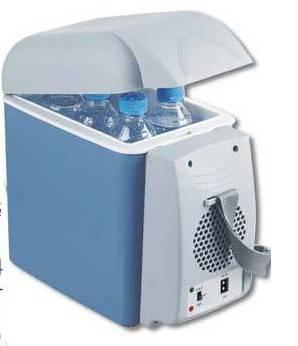 Cooler or Warmer 12V 7L 107B Mini Car Refrigerator /Car Small Refrigerator Dual-Use Refrigerator Ins