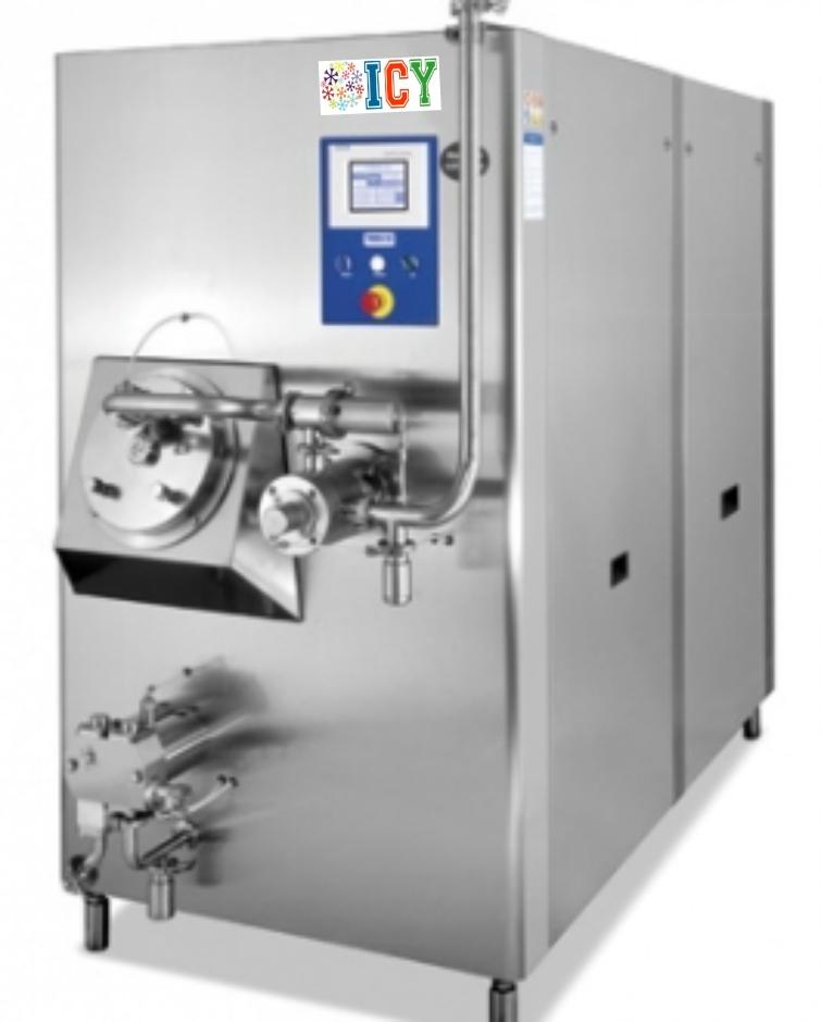 Continuous Freezer 1600 Lt / Hour