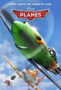 Planes DVD movies