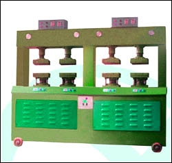 JX-830 Hydraulic Movable Shoe Pad Forming Pressing Machine