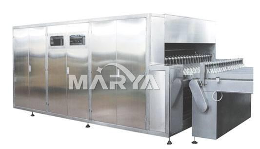 Washing Machine for Glass Bottle I.V. Solution Line