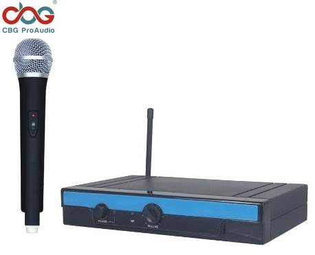 iWP-116 16 CHN UHF PLL Single Wireless Microphone