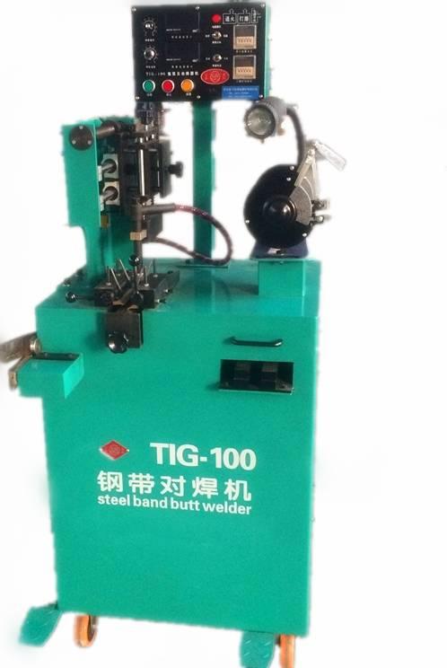 Type TIG-100 TIG steel belt butt welding machine