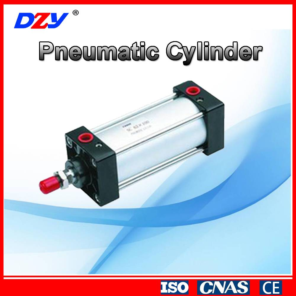 2016 Standard Hot Sale Brake Pneumatic Cylinder Price