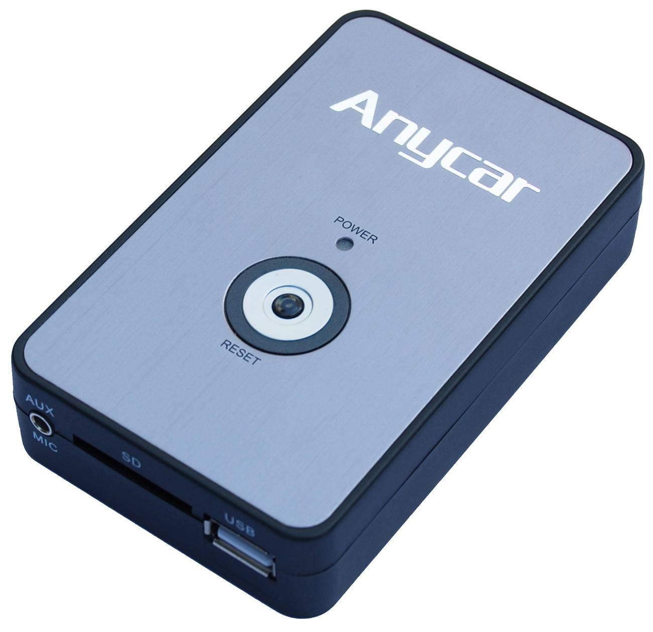 Digital Music changer for Audi