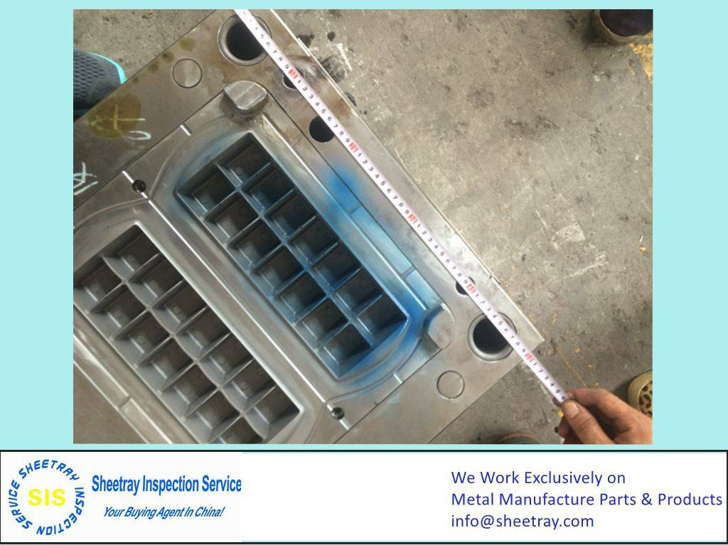 China Inspection Servce quality control (Injection Mould)