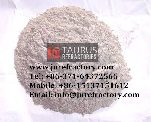 Molten Copper Induction Furnace Refractory Castable